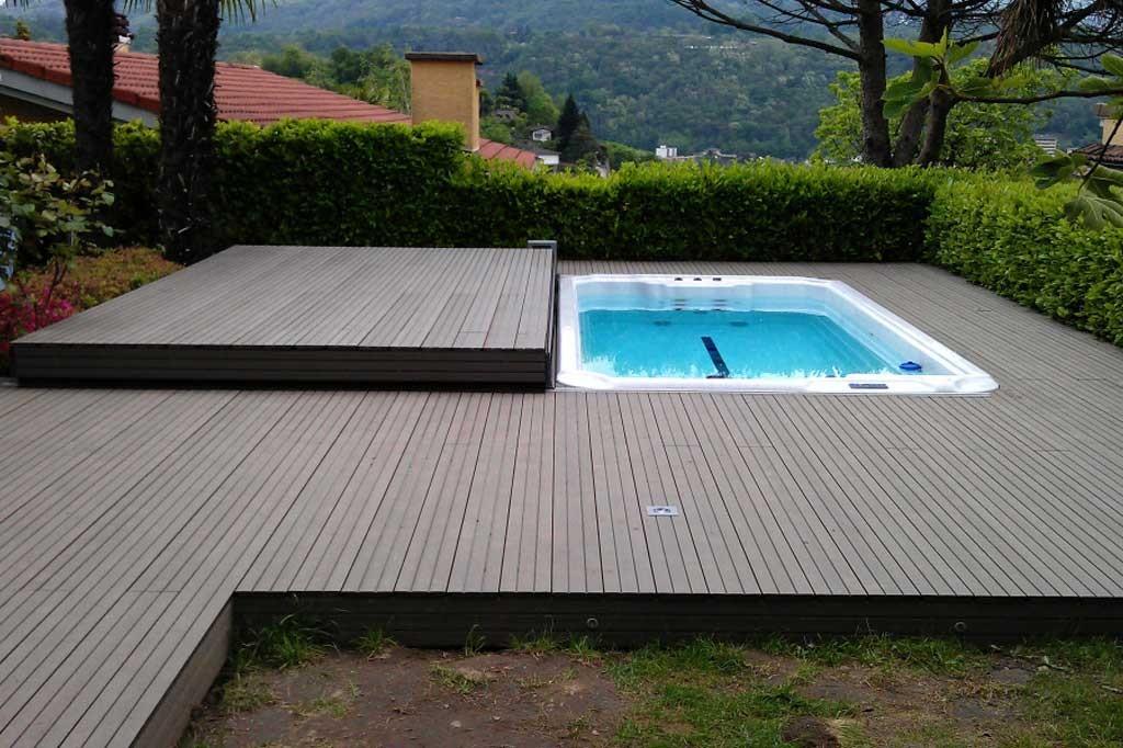 Oceanus rolldecks f r ihren pool for Garten pool abdeckung